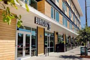 Burnside 26 in Portland, OR exterior
