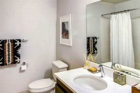 Burnside 26 in Portland, OR bathroom
