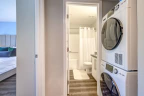 In-Home Washer/Dryer