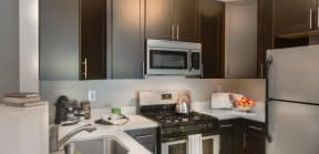 Fully Renovated Kitchens (in select units)