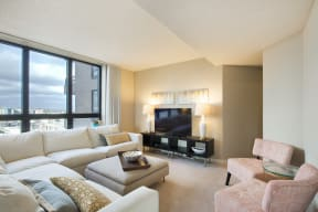 Galtier Towers Apartments in Lowertown, St. Paul, MN Apartment Interior