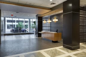 Kellogg Square Apartments in St. Paul, MN Concierge