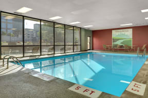 Mears Park Place Apartments in Saint Paul, MN Indoor Apartments