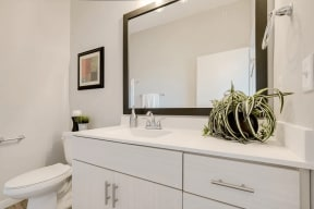 The Whit Photo of Bathroom