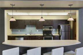 Regency Woods Apartments in Minnetonka, MN Community Kitchen