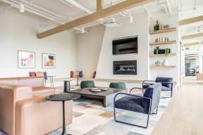 Social Gathering Lounge at North+Vine, Illinois