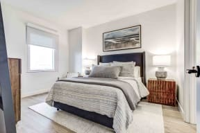 Large Comfortable Bedrooms at North+Vine, Chicago, 60610