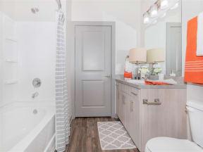 Luxurious Bathrooms at One White Oak, Georgia, 30041