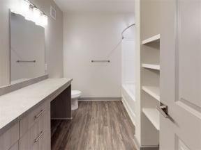 Luxurious Bathrooms at One White Oak, Cumming, GA, 30041