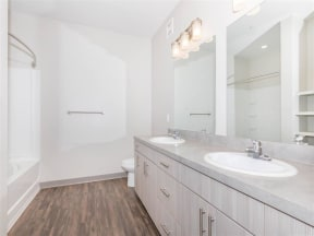 Designer Bathroom Suites at One White Oak, Cumming, GA