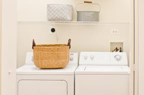 Ovaltine Court Apartments Full Size In-Unit Washer Dryer