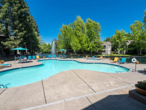 River Plaza Pool