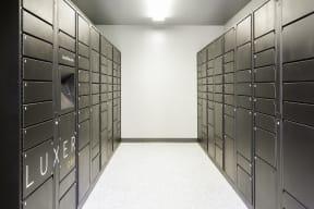 Luxer One Package Lockers