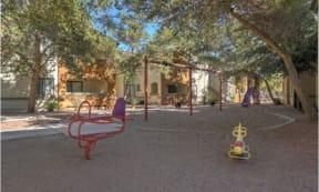 Community Playground at The Colony Apartments, Arizona, 85122