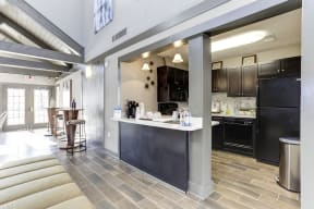 Modular Kitchen in Clubhouse at Arborview at Riverside and Liriope, Belcamp,Maryland