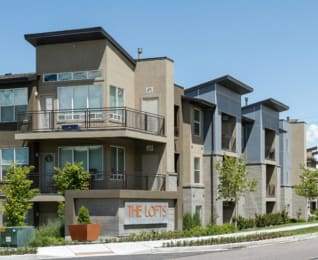 Welcoming Property Signage at Lofts at 7800Apartments, Midvale, 84047