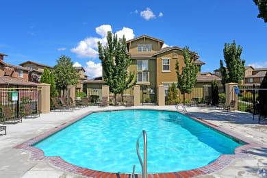 Resort-Style Pool at Caviata at Kiley Ranch, Nevada