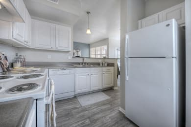 Modern Appliances at Manzanita Gate Apartment Homes, NV 89523