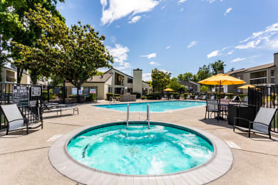 Spa at Waterfield Square Apartments