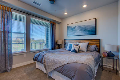 Spacious Bedrooms available at Fusion 355 in Broomfield, CO 80021