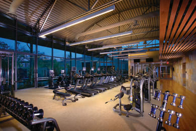 Fitness Center at Astoria at Central Park West Apartments