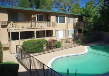 Walnut Creek |CreeksideTerrace Apartments |Pool