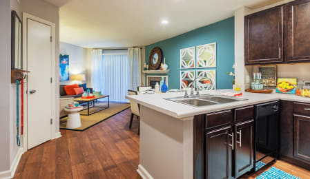 Kitchens With Ample Storage at Waverly Place, South Carolina, 29418