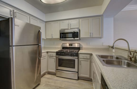 Updated appliances in our kitchens at at Legends at Rancho Belago,Moreno Valley, CA 92553