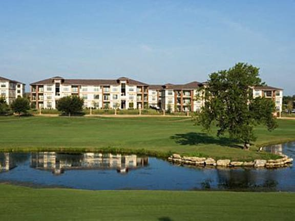 Beautiful Surroundings at The Greens of Fossil Lake, Fort Worth, 76137