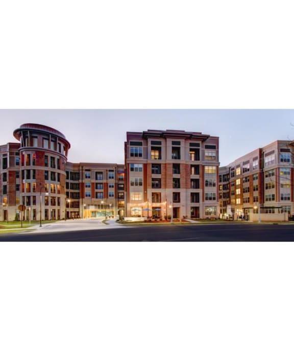 Elegant Exterior View Of Property at LaVie Southpark, Charlotte