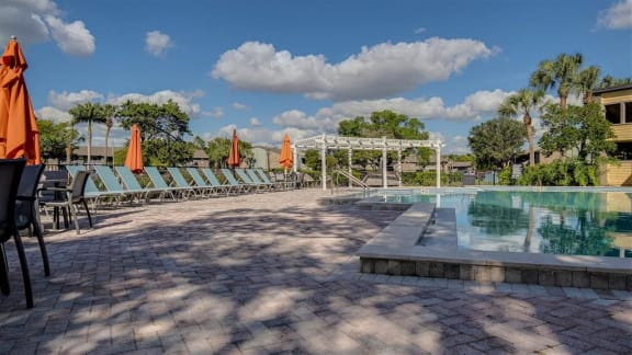 fountains at forestwood pool