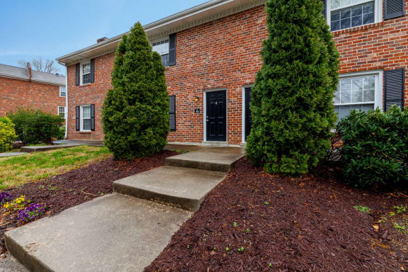 Beautiful Entrance at Hyde Park Townhomes, Chester, VA, 23831