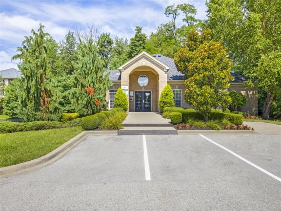 Front Entrance To The Property at Orchard Hills, Jeffersonville, IN
