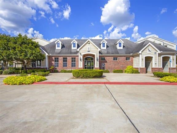 Elegant Exterior View at Towne West Apartments, Texas