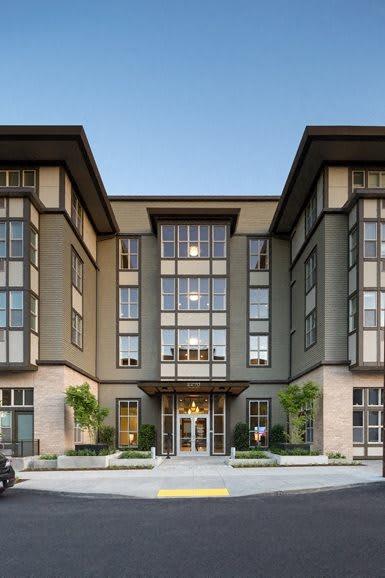 Savior Street Flats Apartments Exterior and entryway