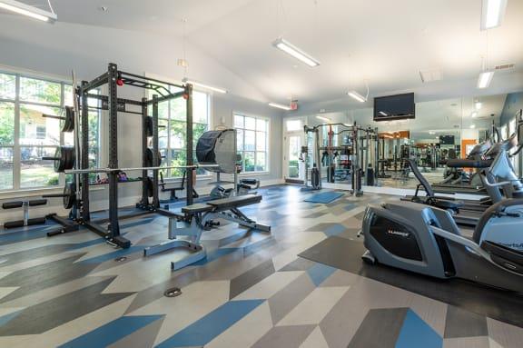 Carrington at Perimeter Park Fitness Center