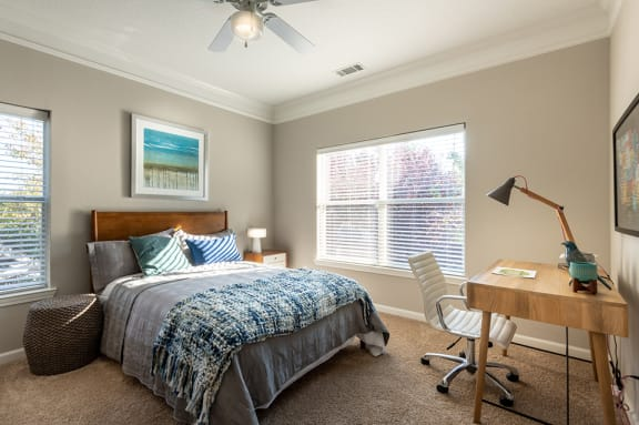 Carrington at Perimeter Park Apartment Bedroom
