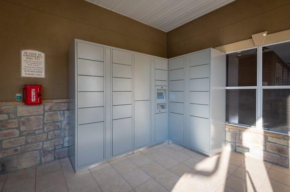 Carrington at Perimeter Park Storage Lockers