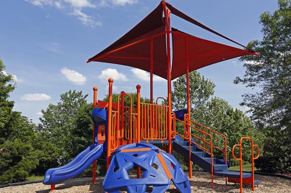 Carrington at Perimeter Park Playground