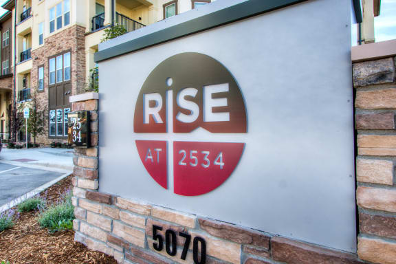 Rise at 2534 exterior