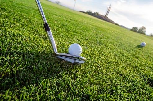 Golf Course at Rancho Franciscan Senior Apartments, Santa Barbara, CA, 93105