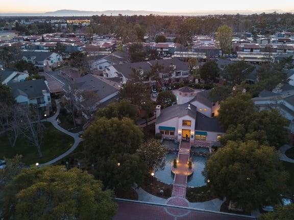 Beach Town Location at Cypress Point Apartments, Ventura, California