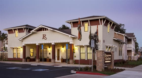 Best Living Community, at Ralston Courtyard Apartments, California, 93003