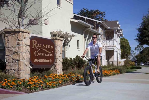 CTA at Ralston Courtyards, Ventura, CA, 93003
