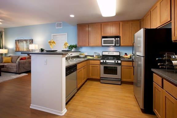 Efficient Appliances at Ralston Courtyards, Ventura, CA, 93003