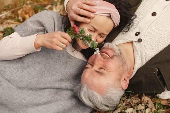 senior_couple_displaying_affection at Shepard Place, Carpinteria, California