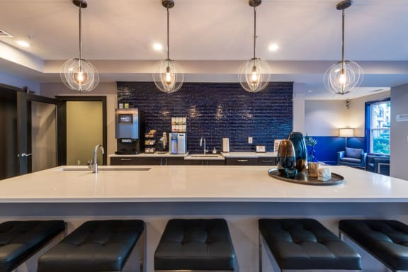 Clubhouse With Kitchen at Oberlin Court, Raleigh, NC, 27605