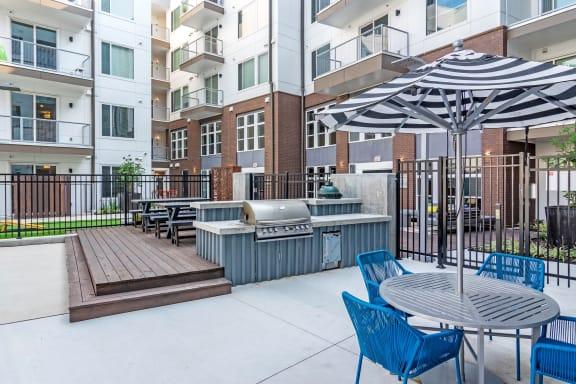 Exterior at Spoke Apartments, Atlanta, Georgia