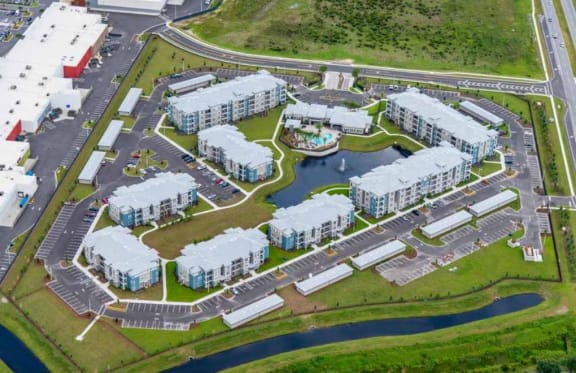 Community View at Tomoka Pointe, Daytona Beach, Florida