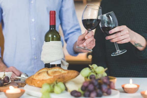 Wine and Food at Tomoka Pointe, Daytona Beach, FL